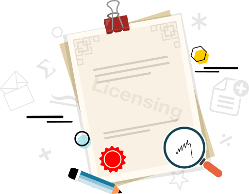Tags and Licenses